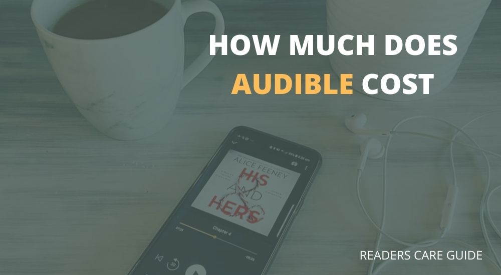 How Much Does Audible Cost