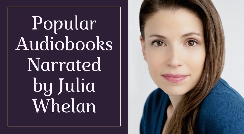 julia whelan audiobooks