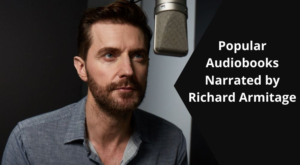 Richard armitage audiobooks