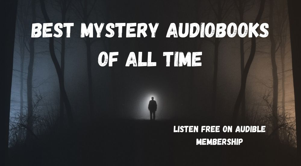 Mystery Audiobooks of All Time
