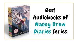 Audiobooks of Nancy Drew Diaries