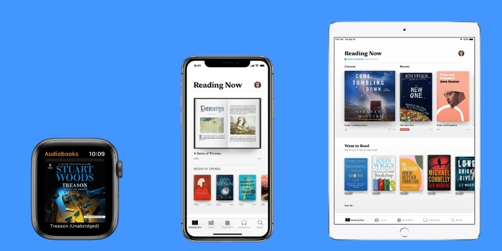 Apple Audiobooks
