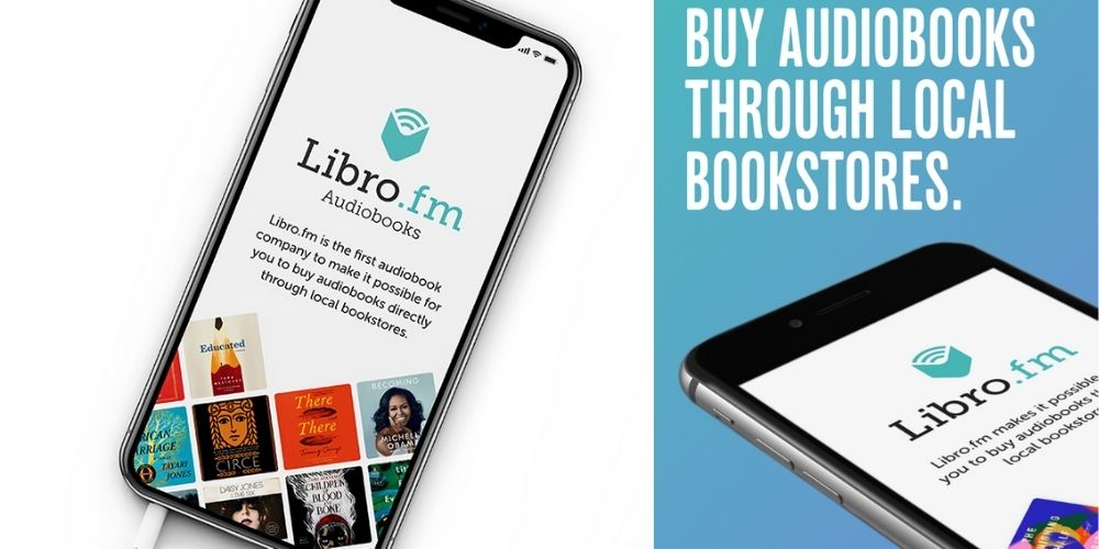 Libro.FM Audiobooks apps