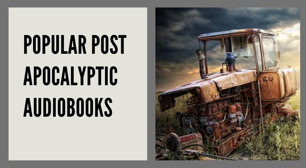 Popular Post Apocalyptic Audiobooks