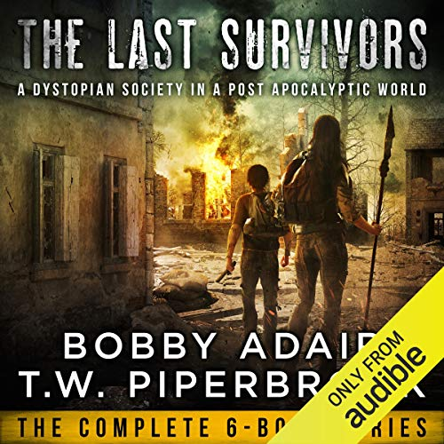The Last Survivors Box Set The Complete Post Apocalyptic Series (Books 1-6)