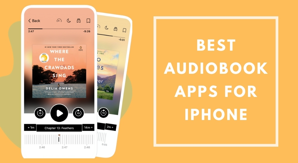 best audiobook app for iPhone