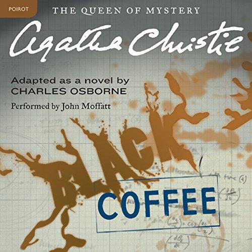 Black Coffee Audiobook by Agatha Christie