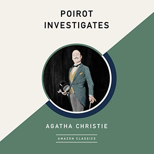 Poirot Investigates Audiobook by Agatha Christie