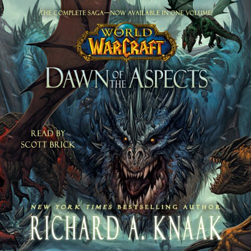 Dawn of the Aspects Audiobook by Richard A Knaak