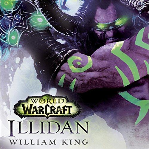 Illidan World of Warcraft Audiobooks by William King