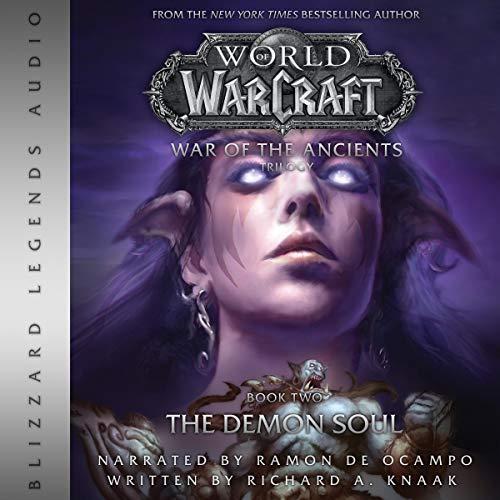 The Demon Soul Audiobook by Richard A Knaak