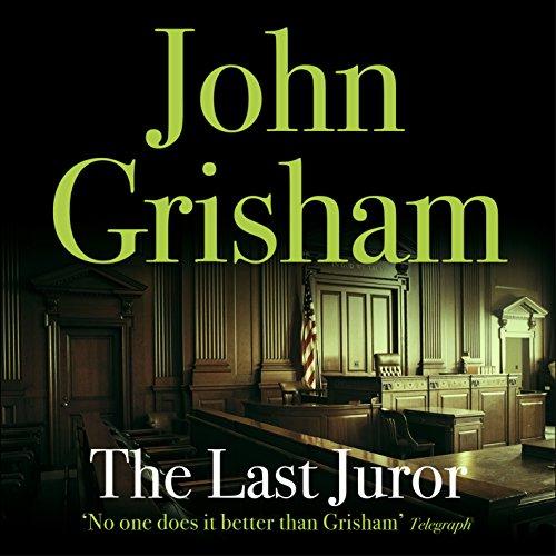 The Last Juror by John Grisham audiobook
